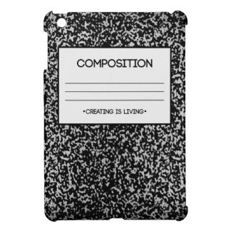 Composition Notebook Design Cover For The iPad Mini