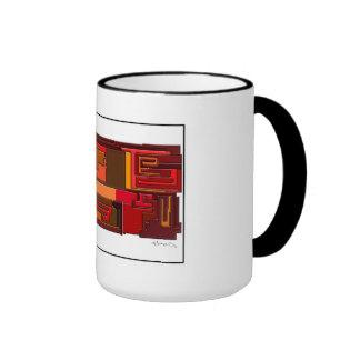 Composition nr9 ringer mug
