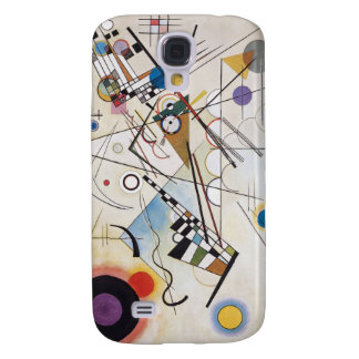 Composition VIII Galaxy S4 Case