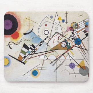 Composition VIII Mouse Mat
