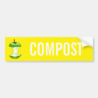 COMPOST BUMPER STICKER