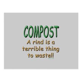 Compost Postcard