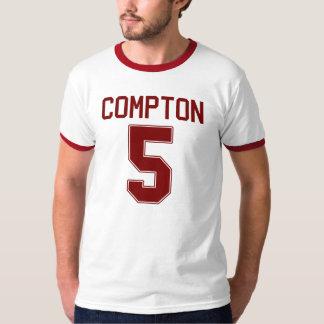 Compton #5 Football Jersey T-Shirt