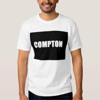 Compton (Black) Tee Shirt