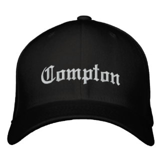 Compton Cap Embroidered Hats