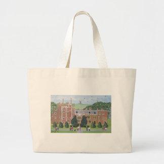 Compton Wynyates 1992 Large Tote Bag