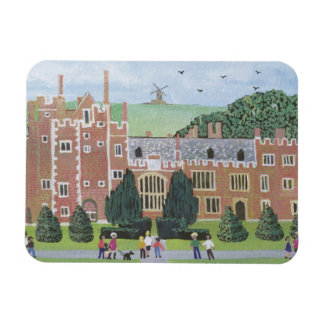 Compton Wynyates 1992 Rectangular Photo Magnet