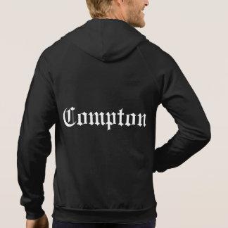 Compton Zipped Hoodie