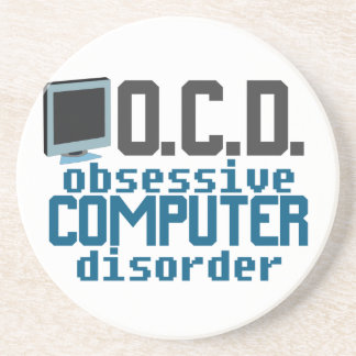 Computer Addict Coaster