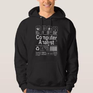 Computer Analyst Hoodie