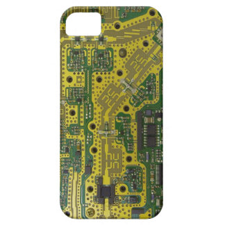 Computer Chip Board iPhone 5/5s Case