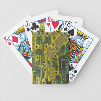Computer Chip Playing Cards