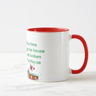 Computer Christmas Mug
