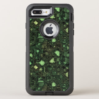 Computer circuit background OtterBox defender iPhone 8 plus/7 plus case