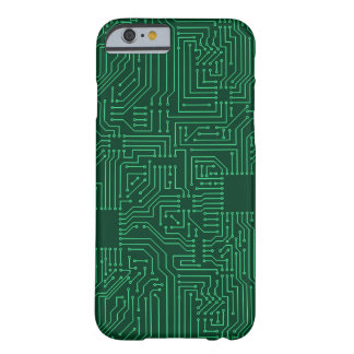 Computer circuit board barely there iPhone 6 case
