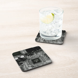 Computer Circuit Board Coasters