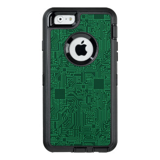 Computer circuit board OtterBox iPhone 6/6s case