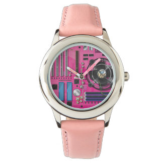 Computer CPU motherboard Watches