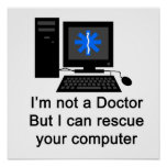 Computer Doctor Poster