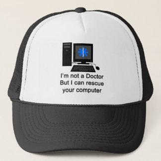 Computer Doctor Trucker Hat