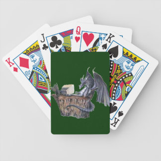Computer Dragon Card Decks