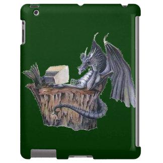 Computer Dragon iPad Case