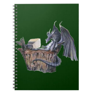 Computer Dragon Notebook
