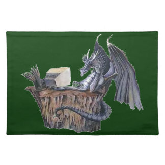Computer Dragon Placemats