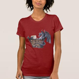 Computer Dragon T Shirt