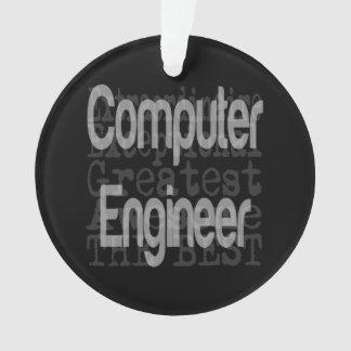 Computer Engineer Extraordinaire Ornament