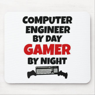 Computer Engineer Gamer Mouse Mat