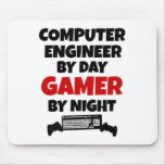Computer Engineer Gamer Mouse Pad