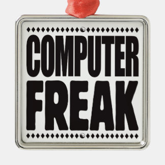 Computer Freak Ornament