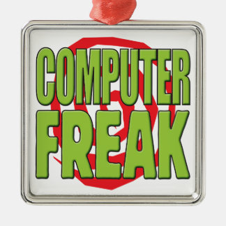 Computer Freak G Christmas Tree Ornaments