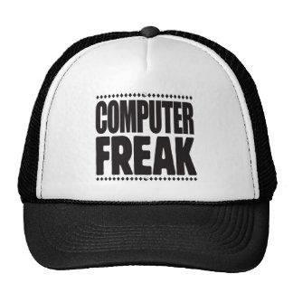 Computer Freak Hats