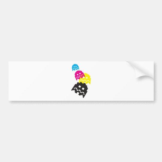 Computer Game Bumper Sticker
