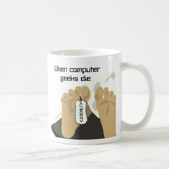 Computer Geeks Coffee Mug