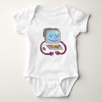Computer Guy Baby Bodysuit