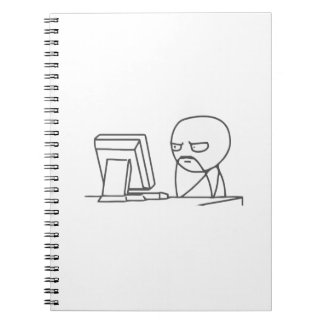 Computer Guy Meme‏ - Notebook