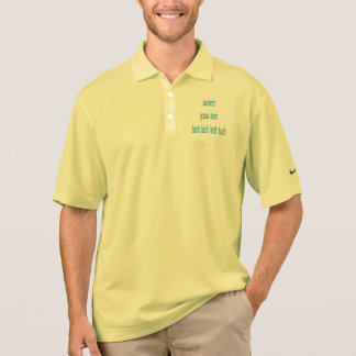 Computer Hackers gonna Hack Programmer Polo Shirt