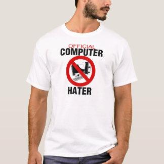 Computer Hater T-Shirt
