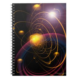 Computer illustration technique 2 notebook