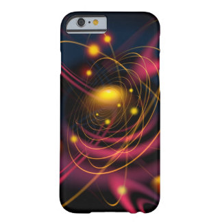 Computer illustration technique barely there iPhone 6 case