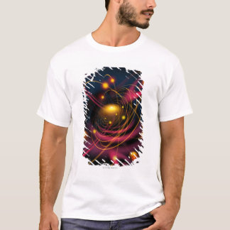 Computer illustration technique T-Shirt