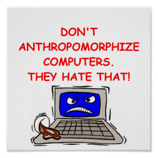 computer joke posters
