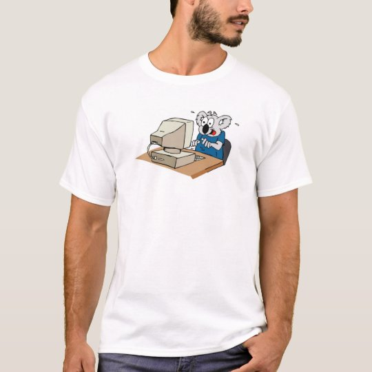 Computer kid T-Shirt