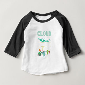 Computer Lover Gamer Funny IT Programmer Baby T-Shirt