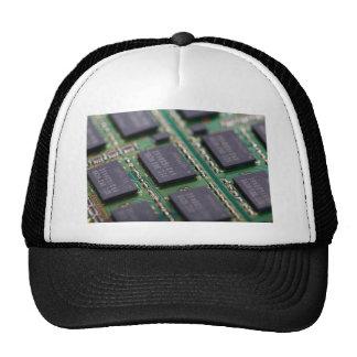 Computer Memory Chips Cap