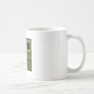 Computer Motherboard Basic White Mug