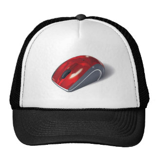 Computer mouse hats